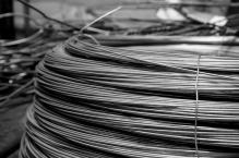 Проволока стальная низкоуглеродистая термически обработанная, без покрытия, ГОСТ 3282-74, d 1,2