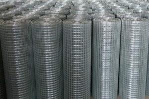Сетка сварная рулонная, 25х12, 30000х1000, d0,7