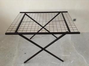Раскладной стол для торгового оборудования
