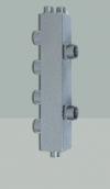 Гидрострелка 100кВт каскадная