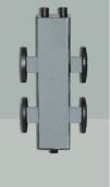Гидрострелка 750кВт с фланцевым подключением