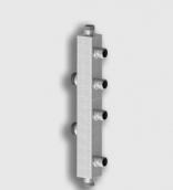 Каскадный узел вертикального типа предназначен для подключения в каскад 2-х или 3-х котлов