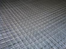 Сетка кладочная оцинкованная 150x200, 2.0м*0.5м, 6х6, d5,5